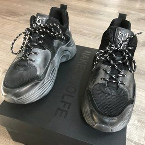 NAKED WOLFE Track Sneakers — Brand new!